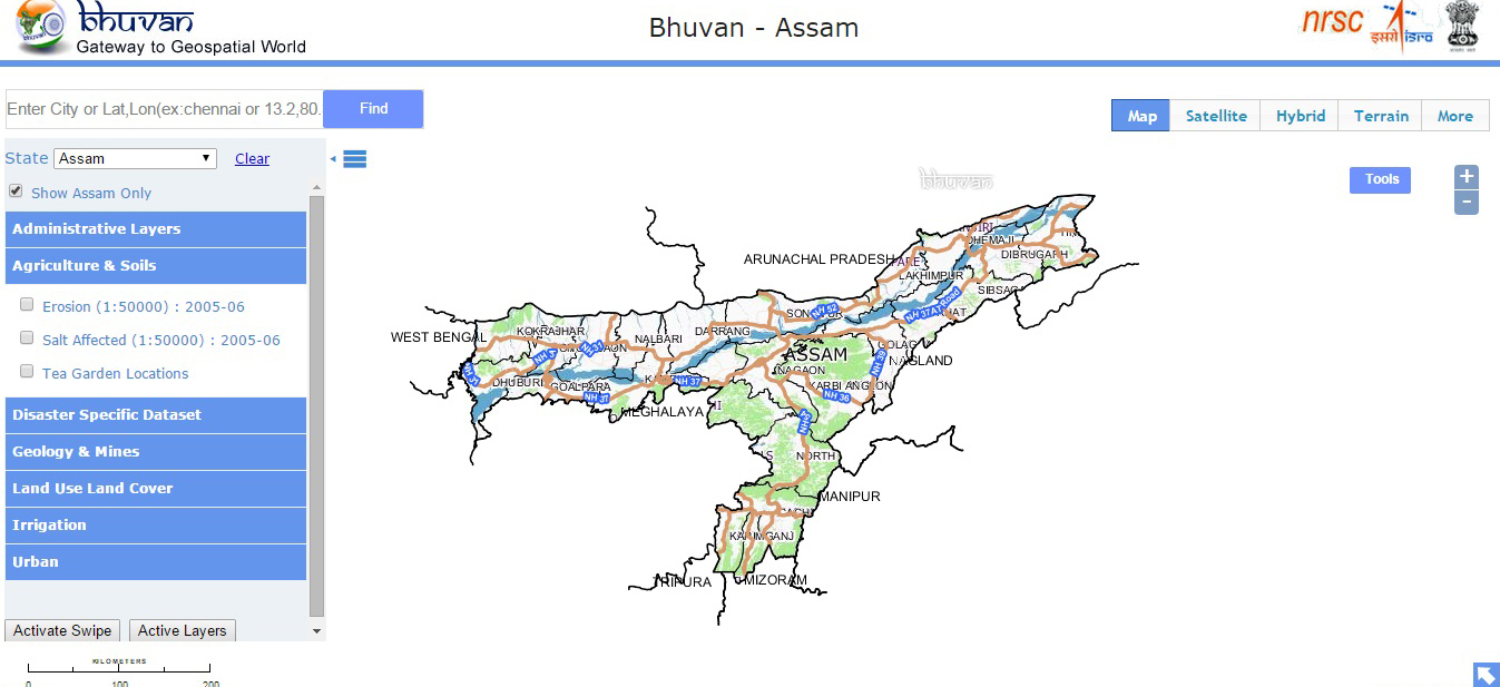 Agriculture – Status of Environment related issues: Assam